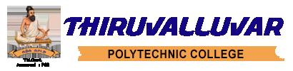THIRUVALLUVAR POLYTECHNIC COLLEGE Logo